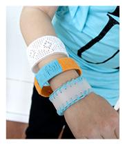 Återvunna armband