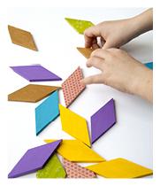 A creative puzzle