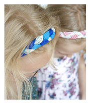 Friendship hairband