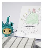 Kassettkalender