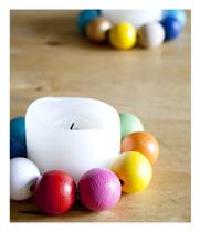 Lovely candels