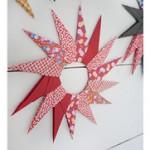 Stjärnor i origami / Origami paper stars