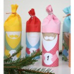 Julkalender / DIY Advent Calendar