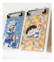 http://media.pysselbolaget.se/2014/04/Cool-clipboards1.jpg