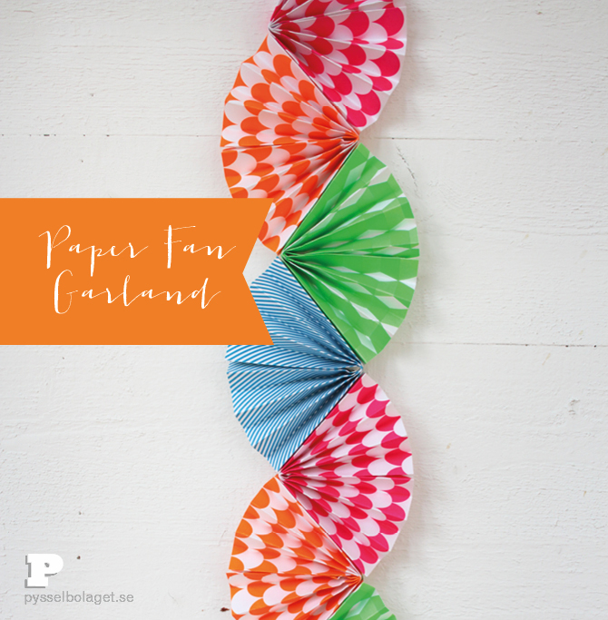 paper fan garland april PB 2014 1