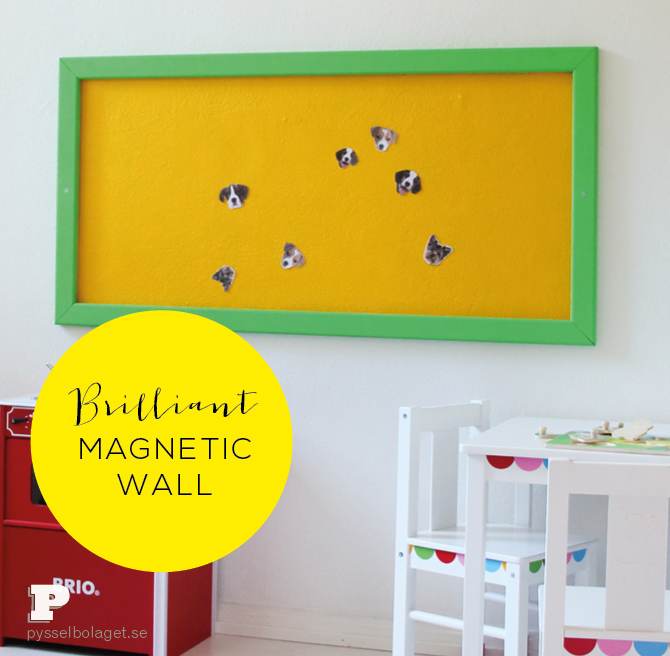 magnetic wall PB 2014