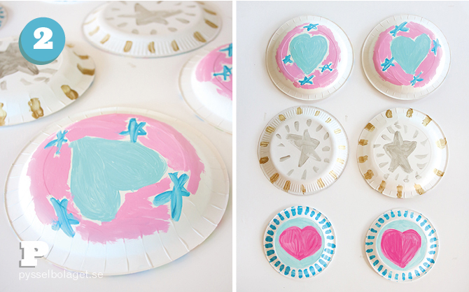 Paper plate maracas PB aug 2014 5