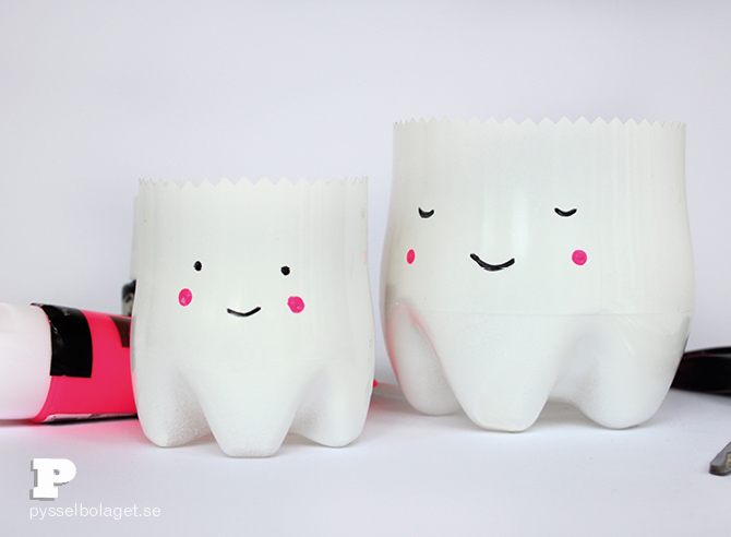 S ta burkar till tandfen pysselbolaget for Manualidades con palillos de dientes
