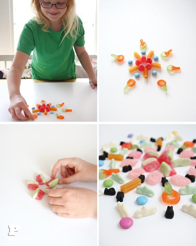 Candy mandala 3