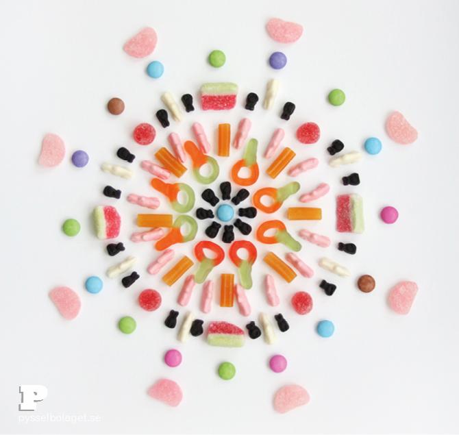 Candy mandala 4