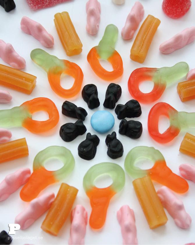 Candy mandala 8
