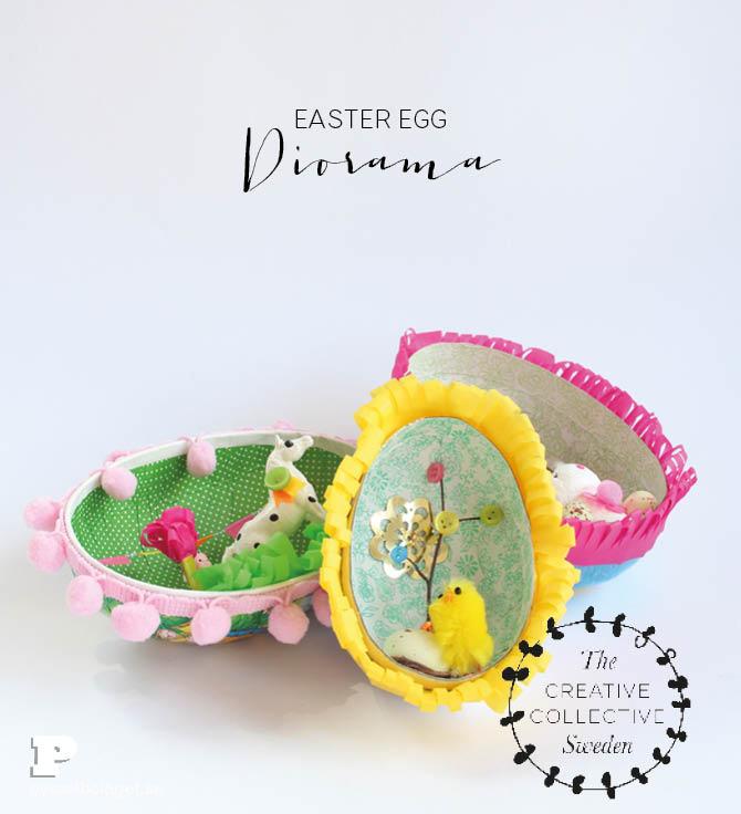 Easter Egg Dioramas 1