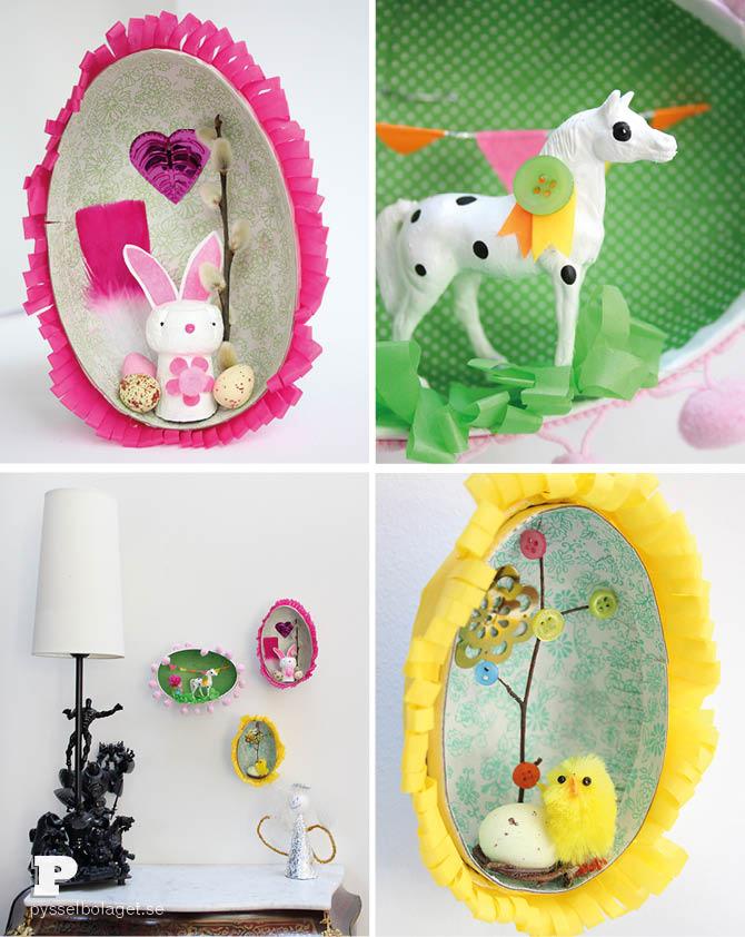 Easter Egg Dioramas 6