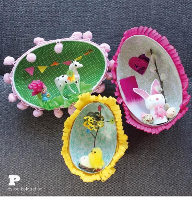 Easter Egg Dioramas 8