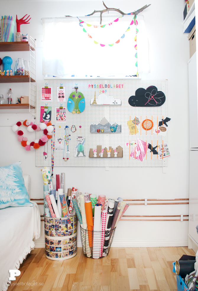 Pysselbolaget craft closet 14