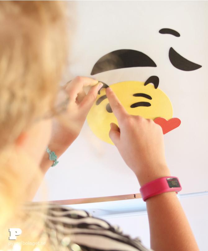 DIY Emoji magnets4