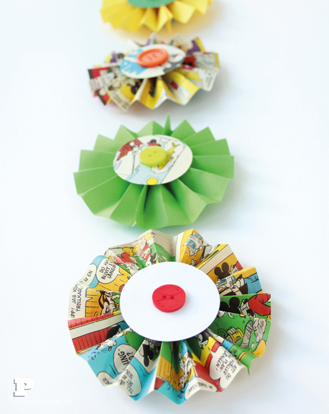 Paper fan decorations 5