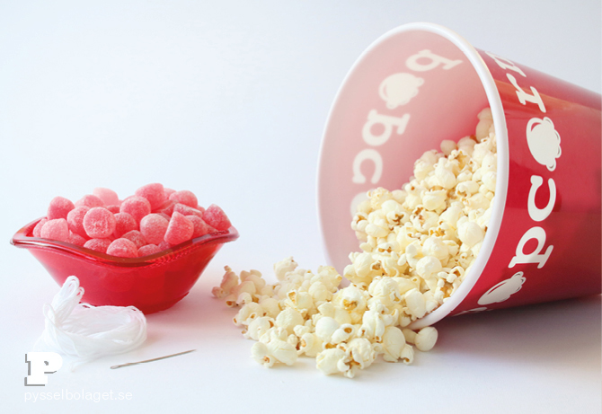Popcorn garland2