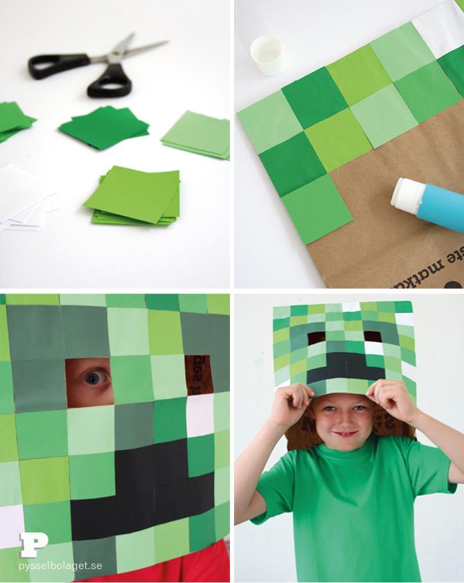 Minecraft mask2