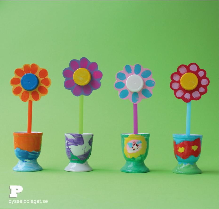 Arla blommor