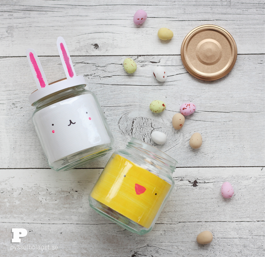 Candy JArs for Easter7