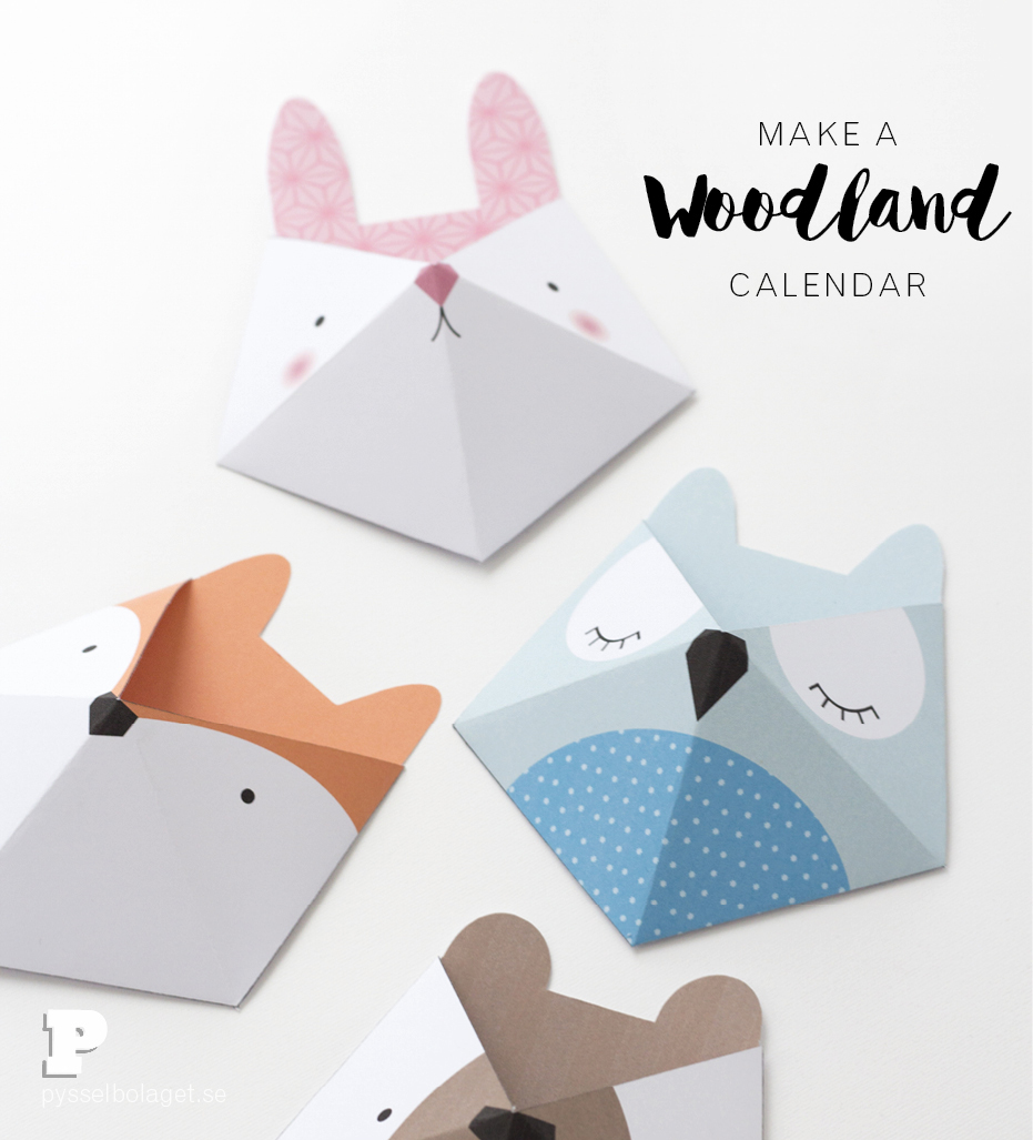 woodland-calendar