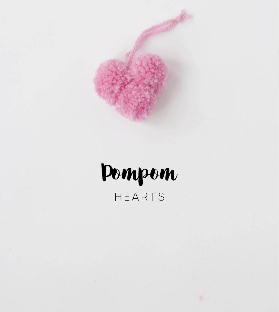 Pompom hearts 4