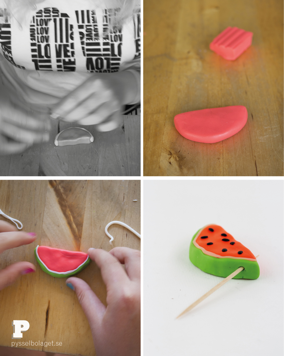 Watermelon pendants 3