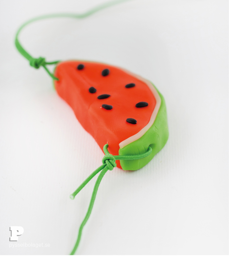 Watermelon pendants 5