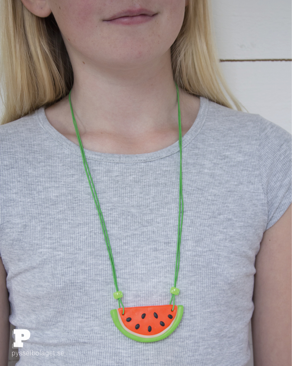 Watermelon pendants 7