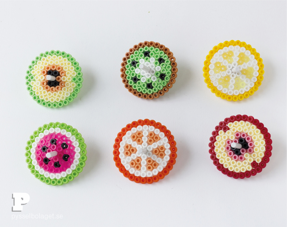 Hama Bead Spinners by Pysselbolaget