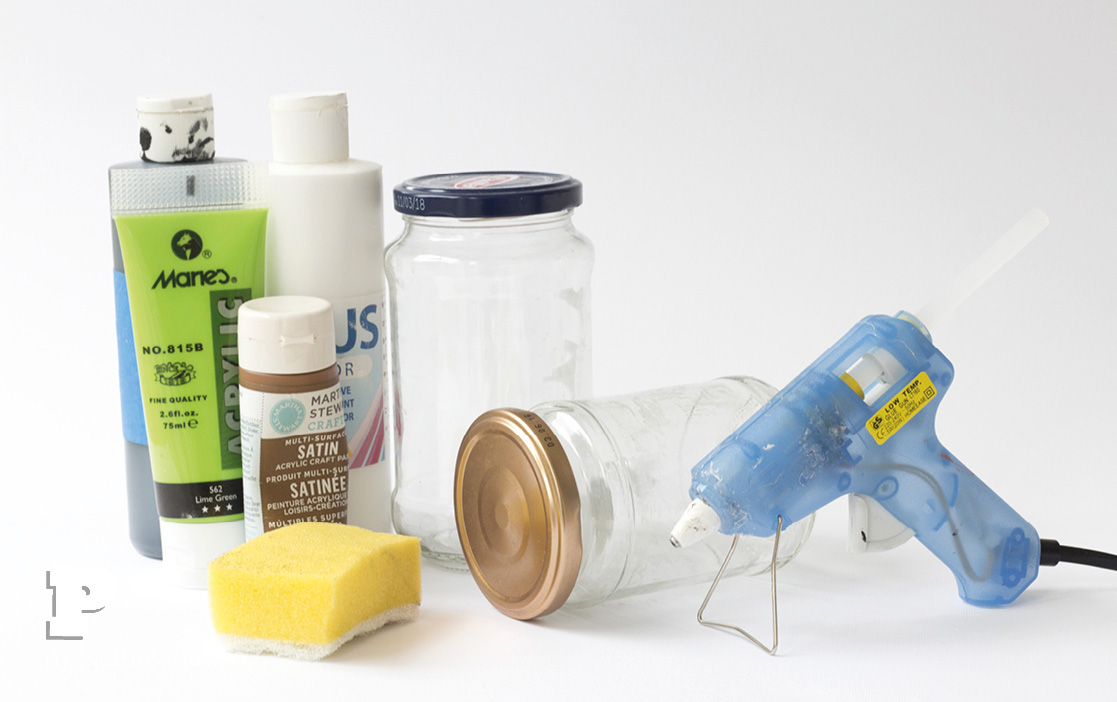 Fake Poison Jars by Pysselbolaget