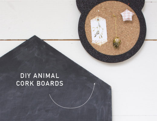 Cork Boards by Pysselbolaget