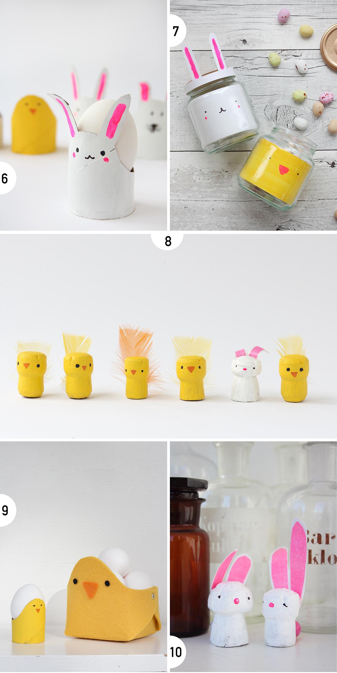 10 påskpyssel | Pysselbolaget