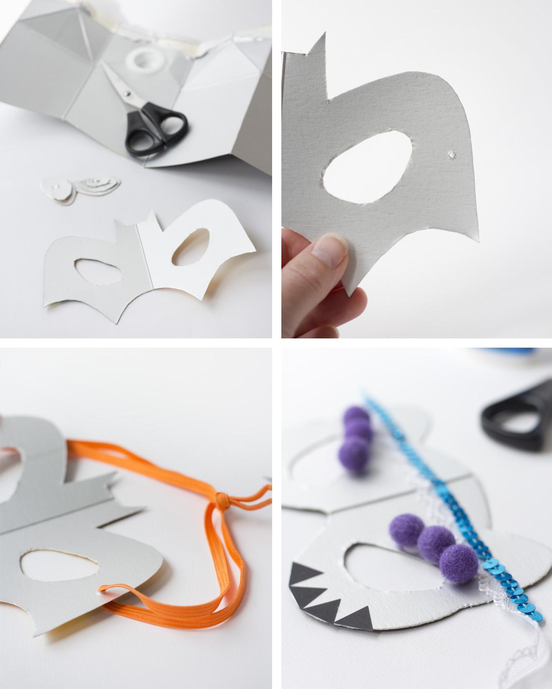 Masker till Halloween | Pysselbolaget