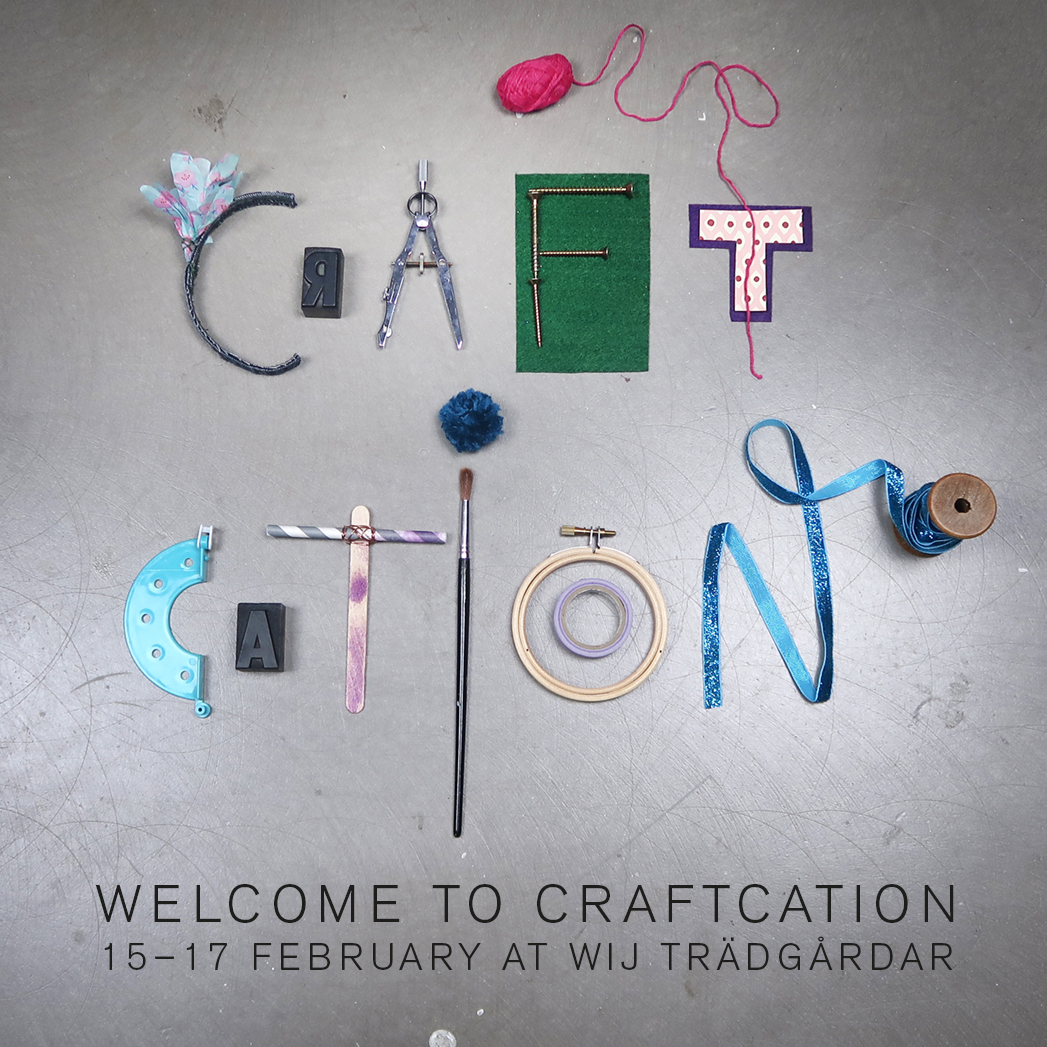 Craftcation | Pysselbolaget