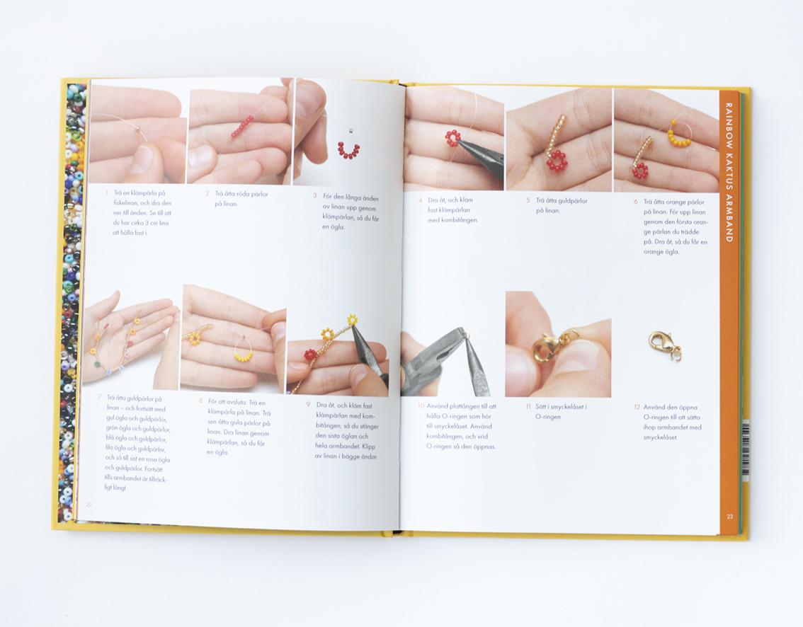 Pärlsmycken | Pysselbolaget