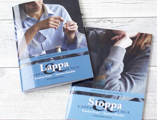 Boktips - Lappa & Stoppa | Pysselbolaget