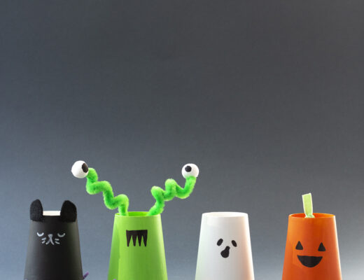 Hoppare till Halloween | Pysselbolaget