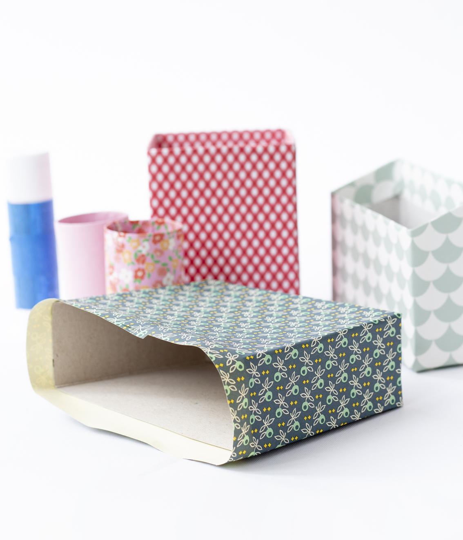 Pennställ av kartong | Pysselbolaget