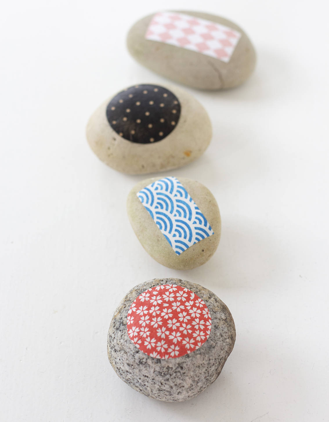 Dekorera stenar snyggt och enkelt