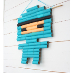 Pysselbolaget: Gör Beru Bettos Pixelfigur!