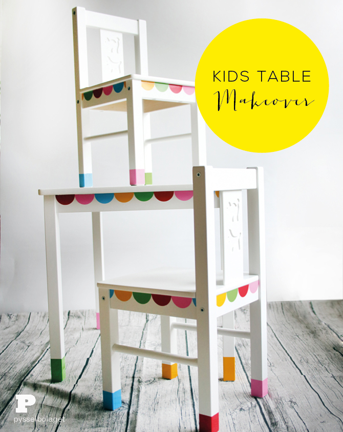 Kids table makeover PB 2014 1