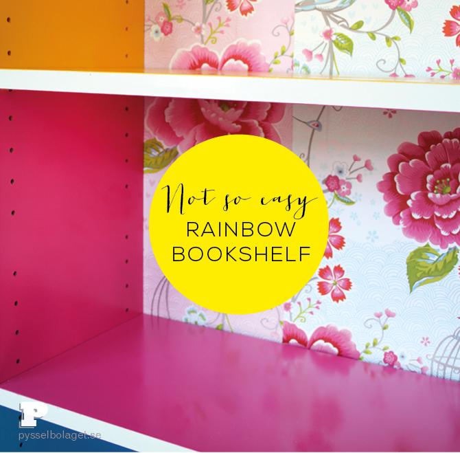 Rainbow bookshelf PB 2014 1
