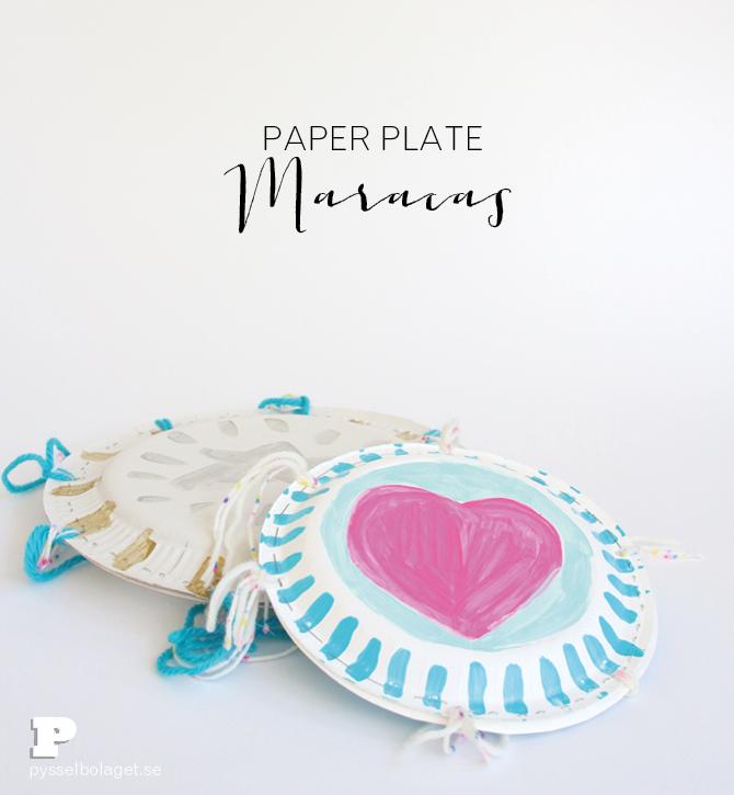 Paper plate maracas PB aug 2014 1