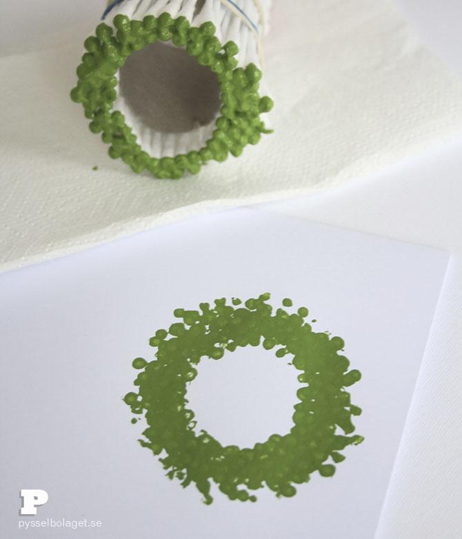 Q tips printing Pysselbolaget 5