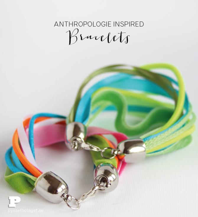 Antro inspired bracelets