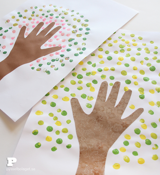 Handprint tree art6