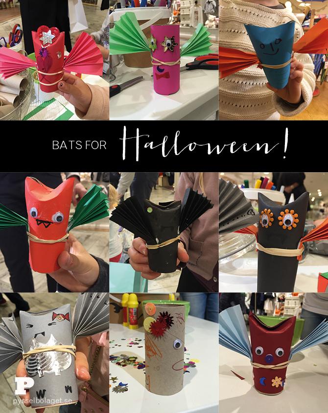 Halloween bats 2015