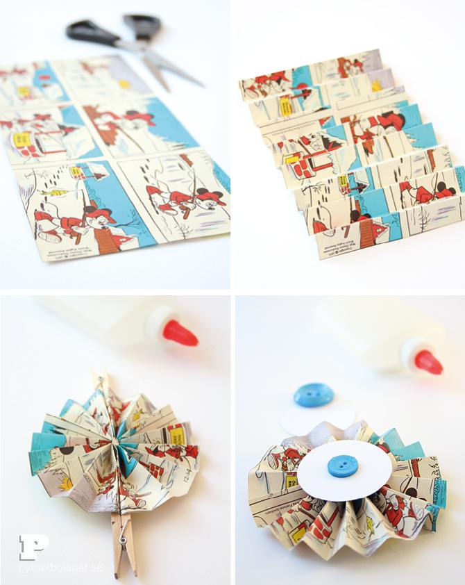 Paper fan decorations 3